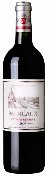 Margaux Private Reserve 2011