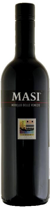 Modello Rosso delle Venezie 2013