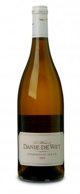 Danie de Wet Chardonnay Sur Lie 2014