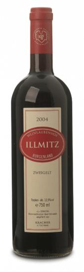 Illmitz Zweigelt 2011