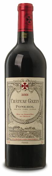 Château Gazin 2011