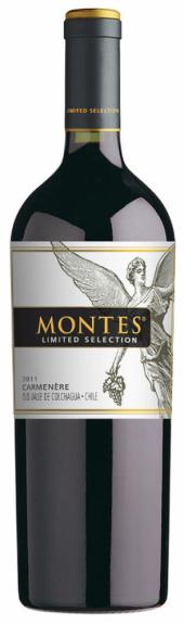 Montes Selección Limitada Cabernet Carménère 2013