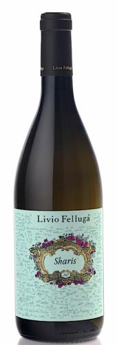 Shàris ChardonnayRibolla Gialla 2013