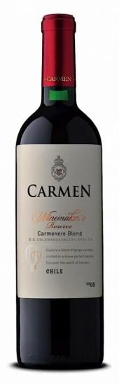 Carmen Winemaker's Reserve Carmenere Blend 2009
