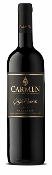 Carmen Gran Reserva Carménère 2012