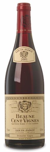 Beaune 1er Cru Cent Vignes 2011