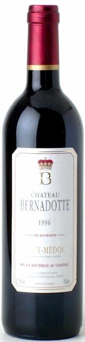 Château Bernadotte 2012