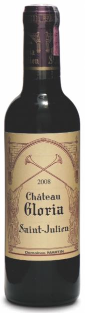 Château Gloria 2011  - meia gfa.