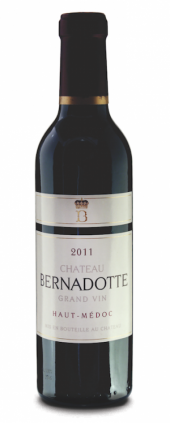 Château Bernadotte 2011  - meia gfa.