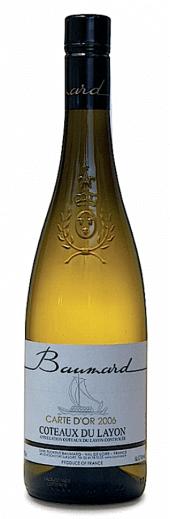 Coteaux du Layon Carte d'Or 2013  - meia gfa.