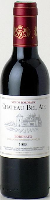 Château Bel Air 2013 -  meia gfa.