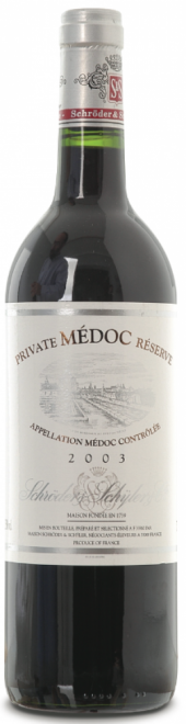 Médoc Private Reserve 2012