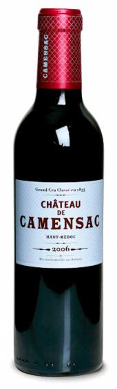 Ch. Camensac 2011  - meia gfa.