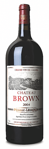 Château Brown rouge 2011  - Magnum