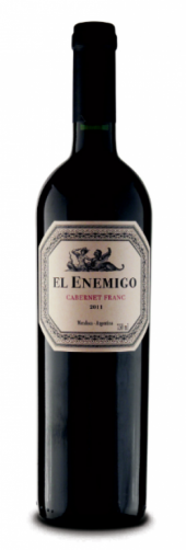 El Enemigo Cabernet Franc 2011