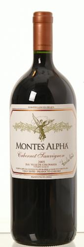 Montes Alpha Cabernet Sauvignon 2012  - Magnum