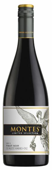 Montes Selección Limitada Pinot Noir 2013