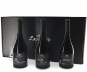 Kit Lapostolle Collection Mourvedre, Carignan e Petit Verdot com 6 garrafas