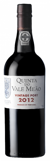 Quinta do Vale Meão Vintage Port 2012