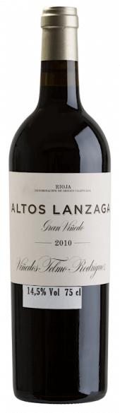 Altos de Lanzaga Rioja 2010
