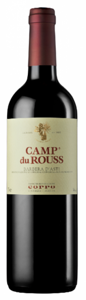 Barbera d'Asti Camp du Rouss 2011