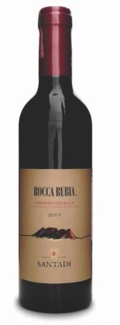 Rocca Rubia Carignano del Sulcis Riserva 2011  - meia gfa.