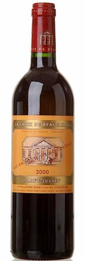 La Croix de Beaucaillou 2012