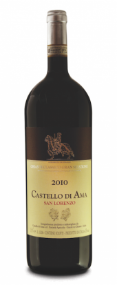 Castello di Ama San Lorenzo 2010  - Magnum