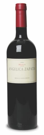 Angelica Zapata Merlot 2011