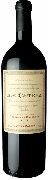 DV Catena Cabernet Cabernet 2012