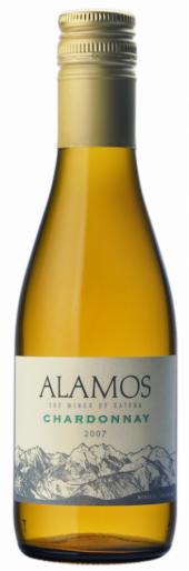 Alamos Chardonnay 2014  - 187 ml.