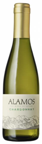 Alamos Chardonnay 2014  - meia gfa