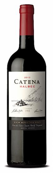 Catena Malbec 2013
