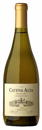 Catena Alta Chardonnay 2013