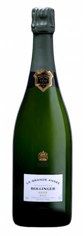 Champagne Bollinger La Grande Année Vintage 2004