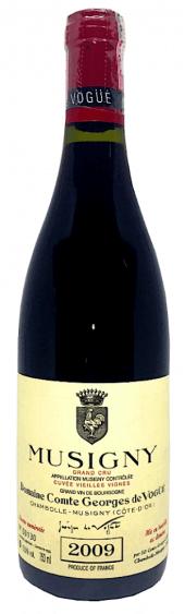 Musigny Vieilles Vignes 2012