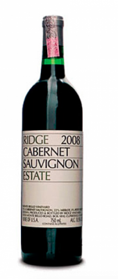 Ridge Cabernet Sauvignon Estate 2011