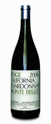 Ridge Monte Bello Chardonnay 2011