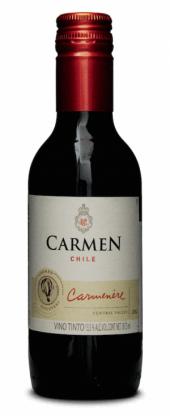 Carmen Classic Carménère 2014  - 187 ml.