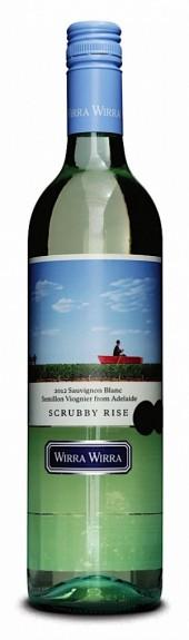 Scrubby Rise Sauvignon Blanc Sémillon Viognier 2014