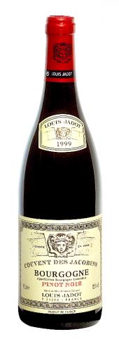 Bourgogne Couvent des Jacobins rouge 2012