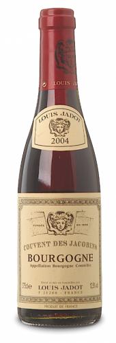 Bourgogne Couvent des Jacobins rouge 2012  - meia gfa.