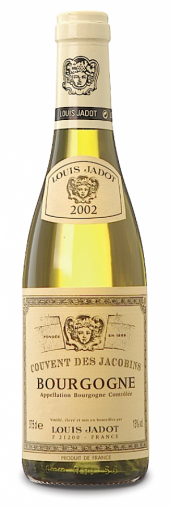 Bourgogne Couvent des Jacobins blanc 2014  - meia gfa.