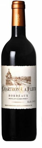 Chartron La Fleur rouge 2012