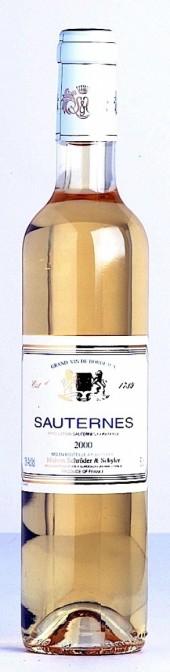 Sauternes 2013  - 500 ml