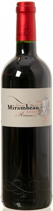 Ch. Tour de Mirambeau La Réserve rouge 2012