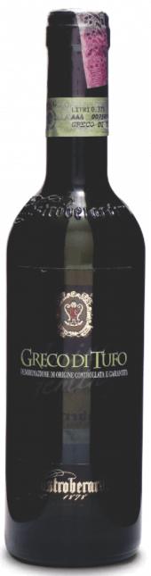 Greco di Tufo DOCG 2014  - meia gfa.