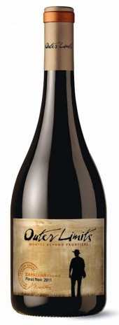 Outer Limits Pinot Noir 2012