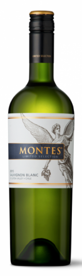 Montes Selección Limitada Sauvignon Blanc Cosecha Temprana 2015