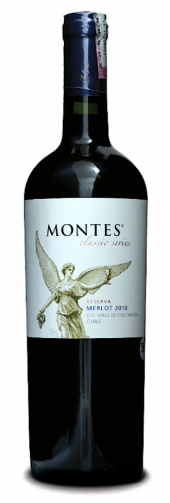Montes Merlot 2013
